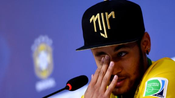 Neymar: I could be in a wheelchair