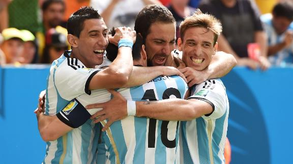 Germany wary of 'strong' Argentina