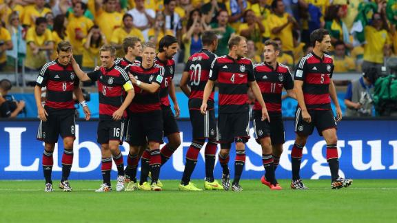 Klinsmann: Germany are the favourites