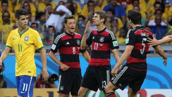 Can Germany refocus after semi-final?