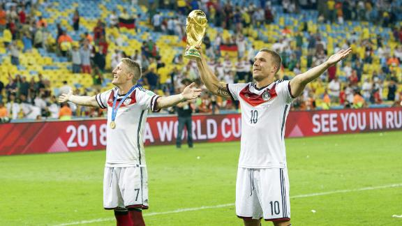 Germany's preparation paid off in final