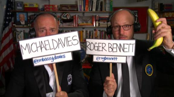 Men in Blazers: Boot Room Extra, World Cup Final
