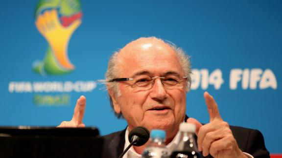 Blatter: We are looking towards 2018