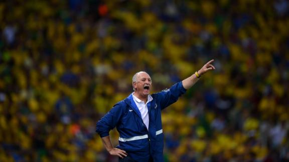 Report: Scolari out as Brazil manager