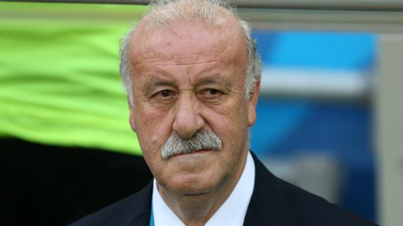 Del Bosque to remain with Spain