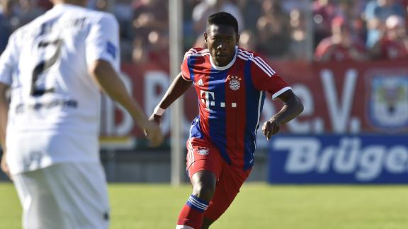 Alaba: We made a step forward