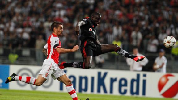 Arsenal 1 – 0 Beşiktaş 4 Dakikalık uzun maç özeti