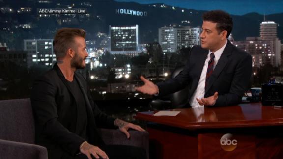Video - Beckham's take on NFL field goal kicking