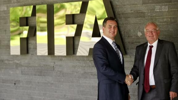 FIFA officials arrested, face U.S. extradition