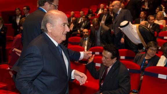 U.S. to vote against Sepp Blatter in FIFA election, says Sunil Gulati