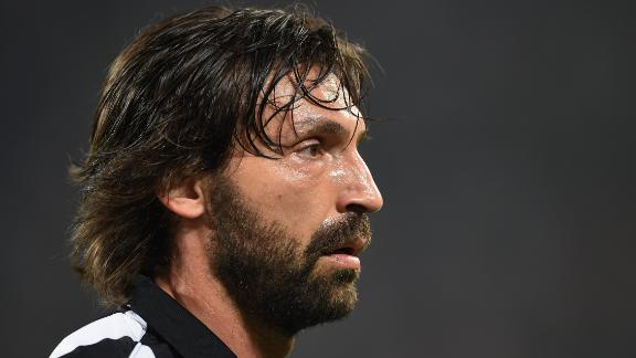 Nicol: No one will get ball off Pirlo in MLS