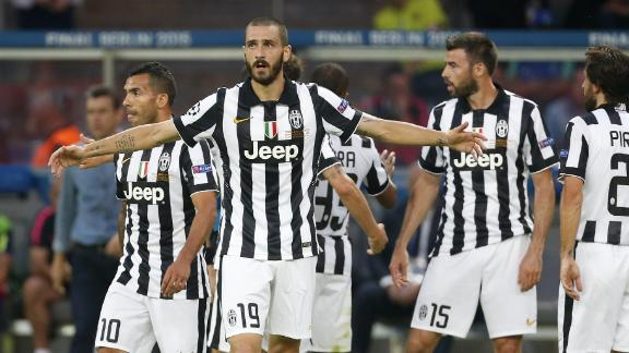 Hislop: Juventus is here to stay