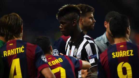 Pogba destined for Barcelona?