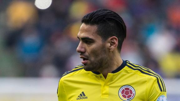 Chelsea take Falcao on season-long loan