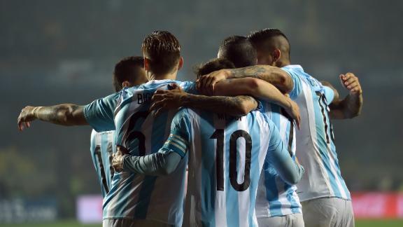 Argentina beat Paraguay through Di Maria brace, on to Copa America final