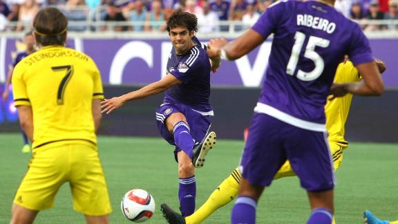 Highlights: Orlando City 2-0 Columbus Crew