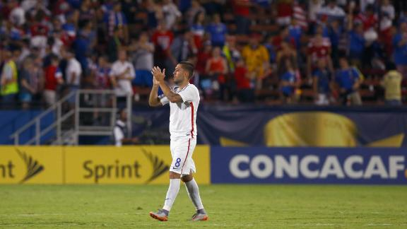United States beat Honduras 2-1 in Gold Cup opener on Dempsey double