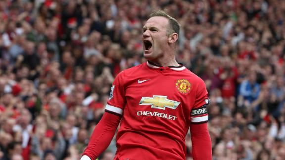 Wayne Rooney leads Man United into the new season with high hopes