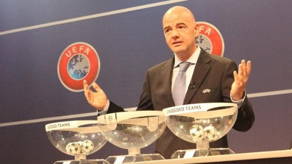 Champions League group-stage draw - live Boot Room chat