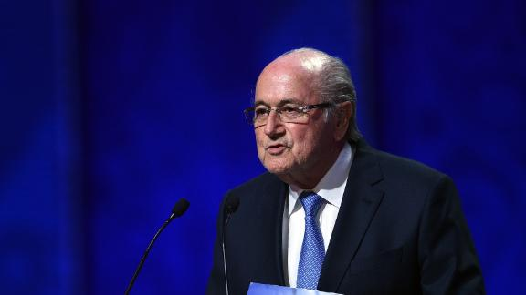 Reports: FIFA ethics recommends Blatter suspension