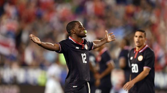 U.S. fails to bounce back from Mexico loss, lays egg in defeat to Costa Rica