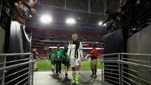 Foudy: We'll never see another Abby Wambach