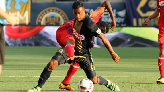 Video via MLS: Philadelphia 4-3 Chicago Fire