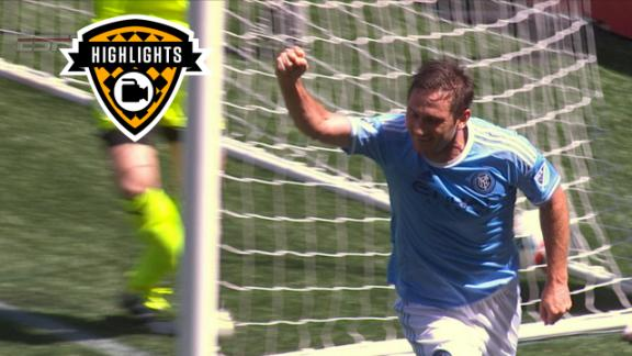 Highlights: Seattle 0-2 NYCFC