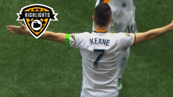 Highlights: Seattle Sounders 0-1 LA Galaxy