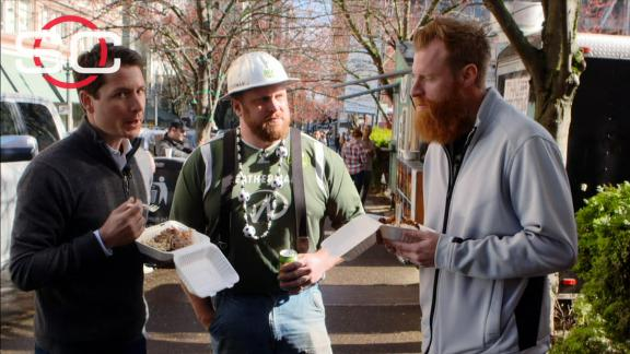 WATCH: Tour Portland with Timber Joey, Borchers