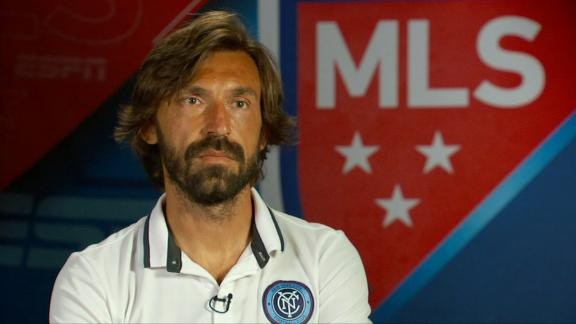 WATCH: Pirlo talks to ESPN FC