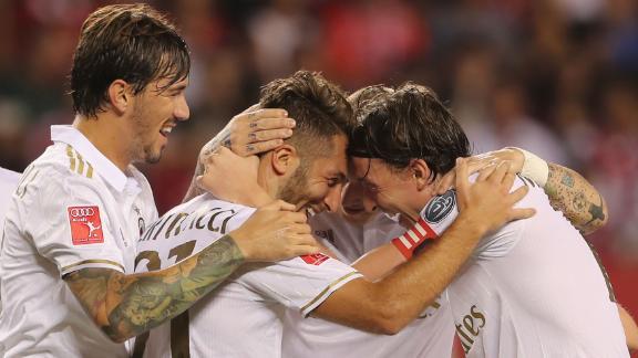 WATCH: AC Milan prevail in penalties vs Bayern