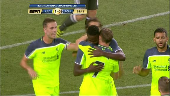 Origi's solo effort ends with showstopper of a goal