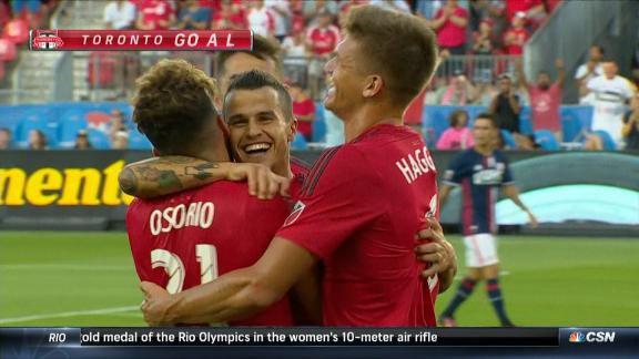 WATCH: Giovinco grabs a gorgeous brace