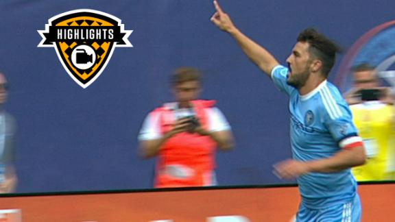 Highlights: NYCFC 1-0 LA Galaxy