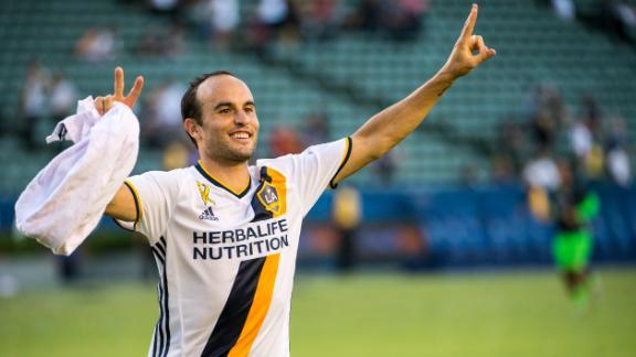 Moreno: Donovan's impact no surprise