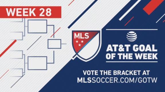 MLS Goals of the Week: Week 28