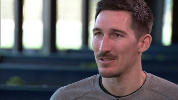 Call from Arena gave Kljestan confidence