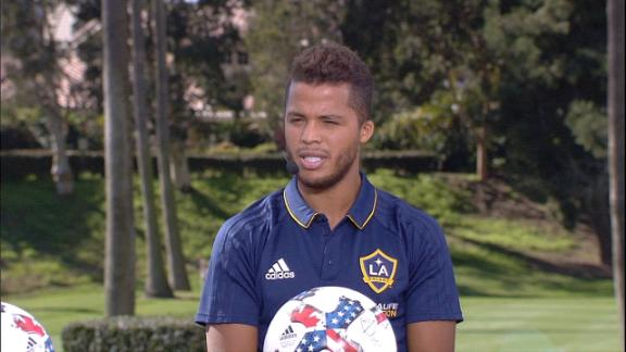 Dos Santos talks Galaxy transition