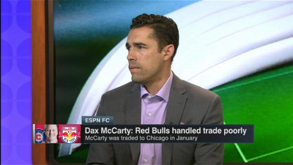Gomez: McCarty betrayed by Red Bulls