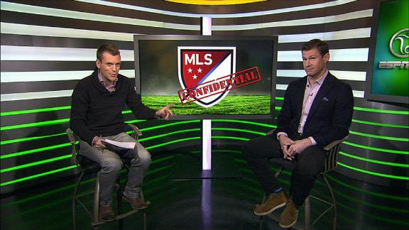 WATCH: MLS Confidential - McBride's take