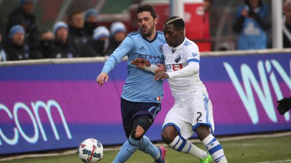 New York City FC 1-1 Montreal Impact