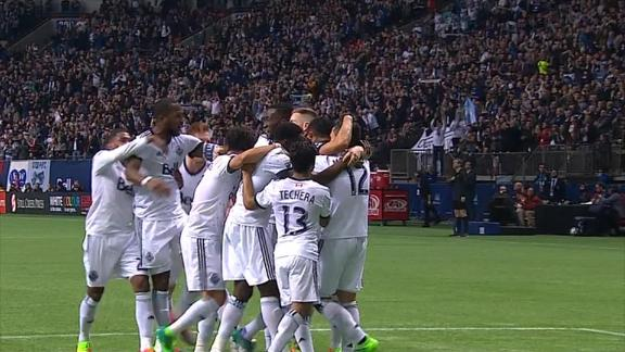 Vancouver Whitecaps 4-2 LA Galaxy