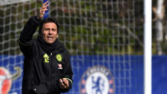 Conte outlines squad strength