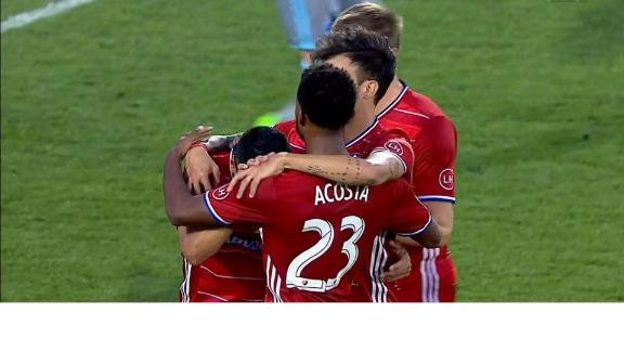 FC Dallas 2-0 Minnesota: Dallas dominate