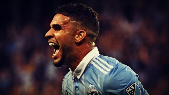 Portland 0-1 Sporting KC: Dwyer lifts SKC