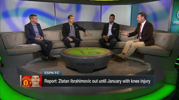 Has Zlatan played last match for United?