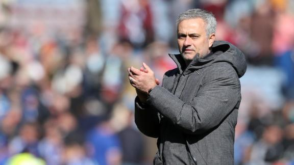 Mou: Man United play for trophies, not fourth place