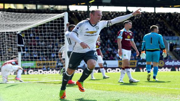 Burnley 0-2 Man United: Focus shifts to Manchester Derby