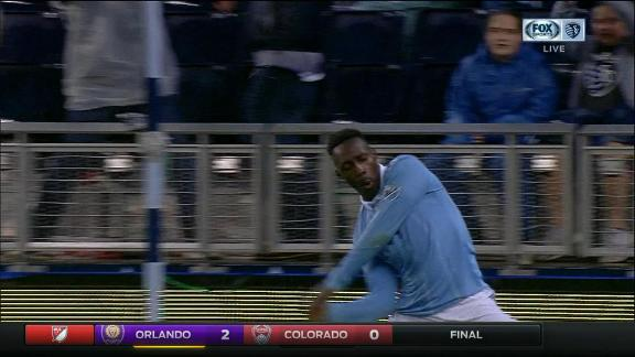 Gerso seals it with SKC's third